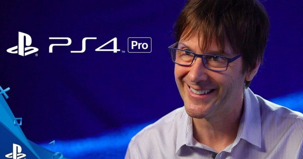 Mark Cerny, PS5, SONY