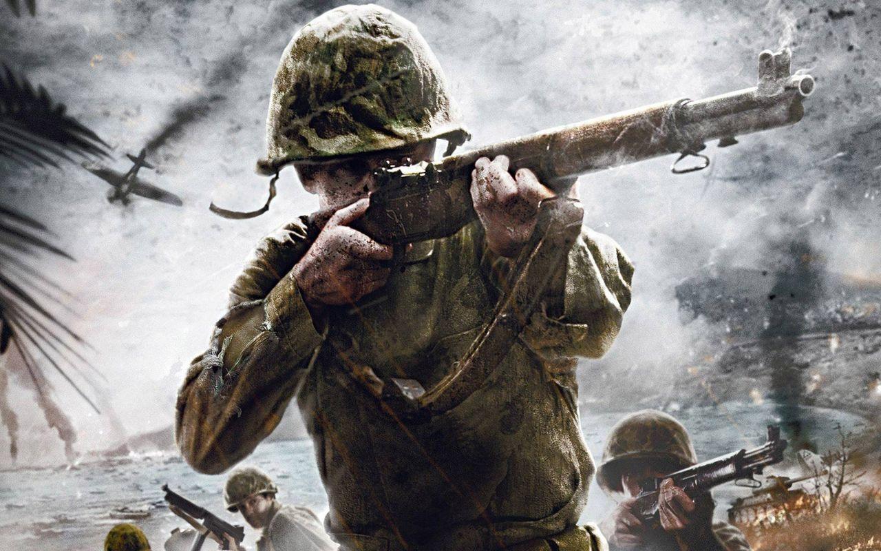 Battlefield WWII