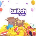 twitch prime regalará juegos gracias a amazon