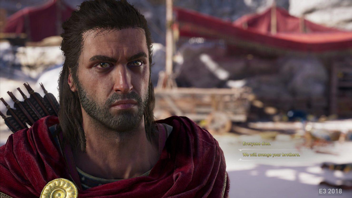 Assassin's Creed Odyssey filtrar capturas imagenes juego