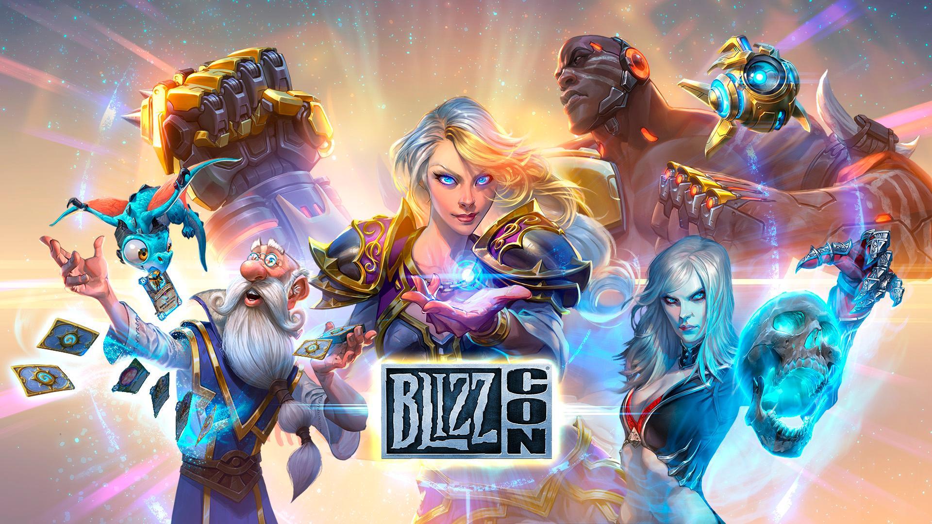 Blizzard, BlizzCon 2018