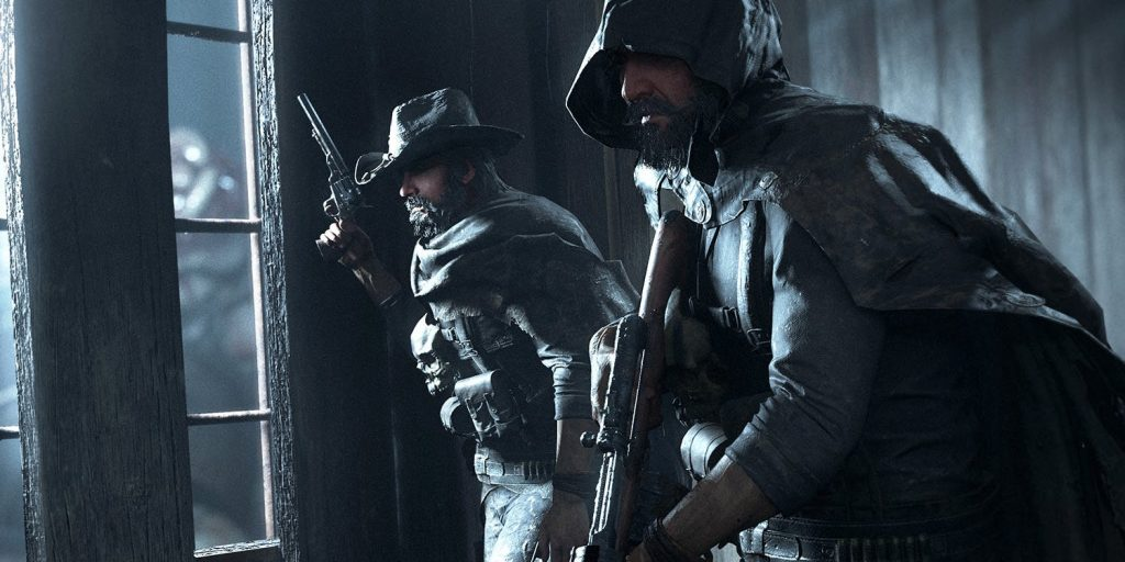 hunt: showdown acceso anticipado