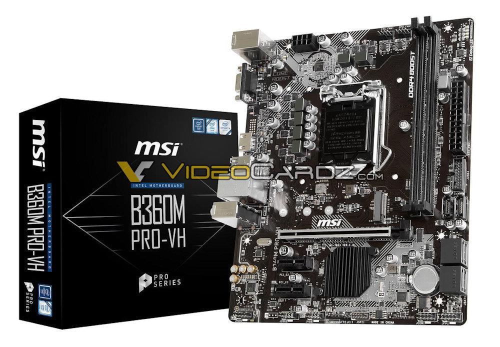 MSI H310, MSI B370, placas base, placa base MSI H370