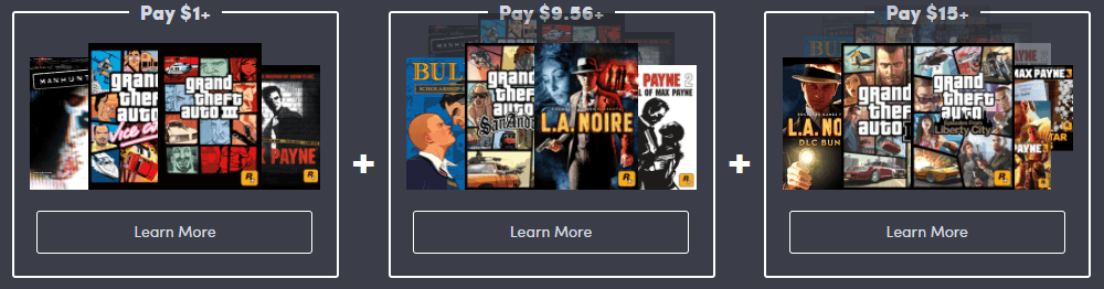 humble bundle rockstar