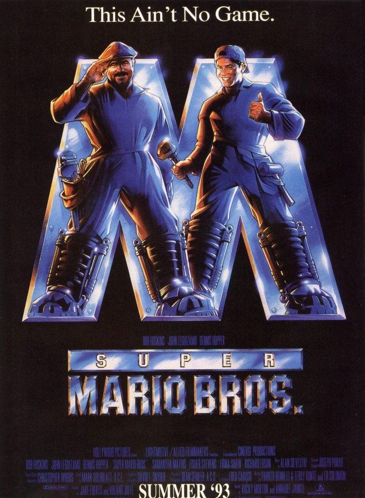 Super Mario Bross, pelicula