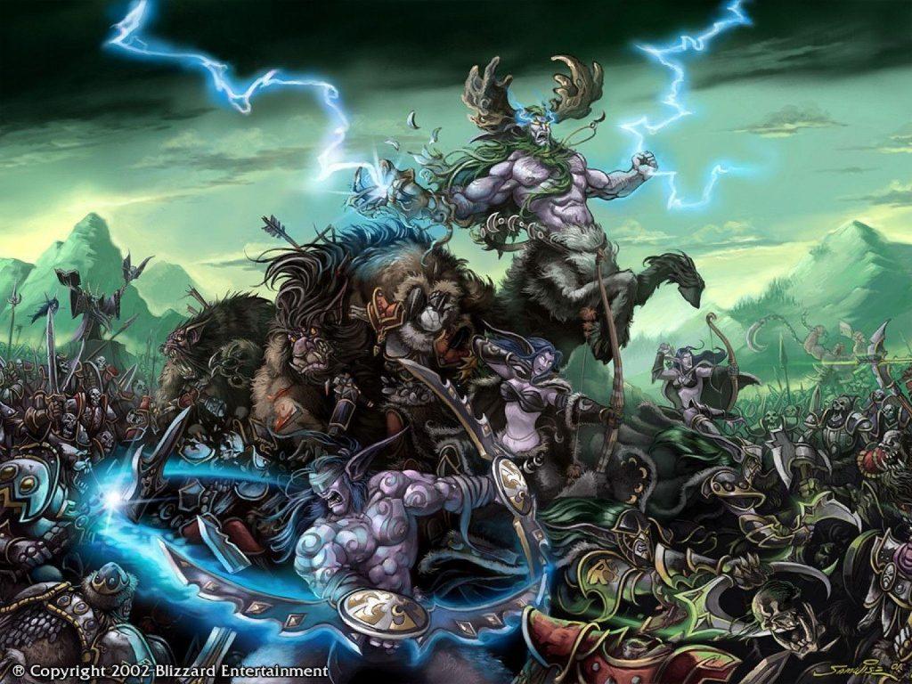 WarCraft III Remake Blizzard