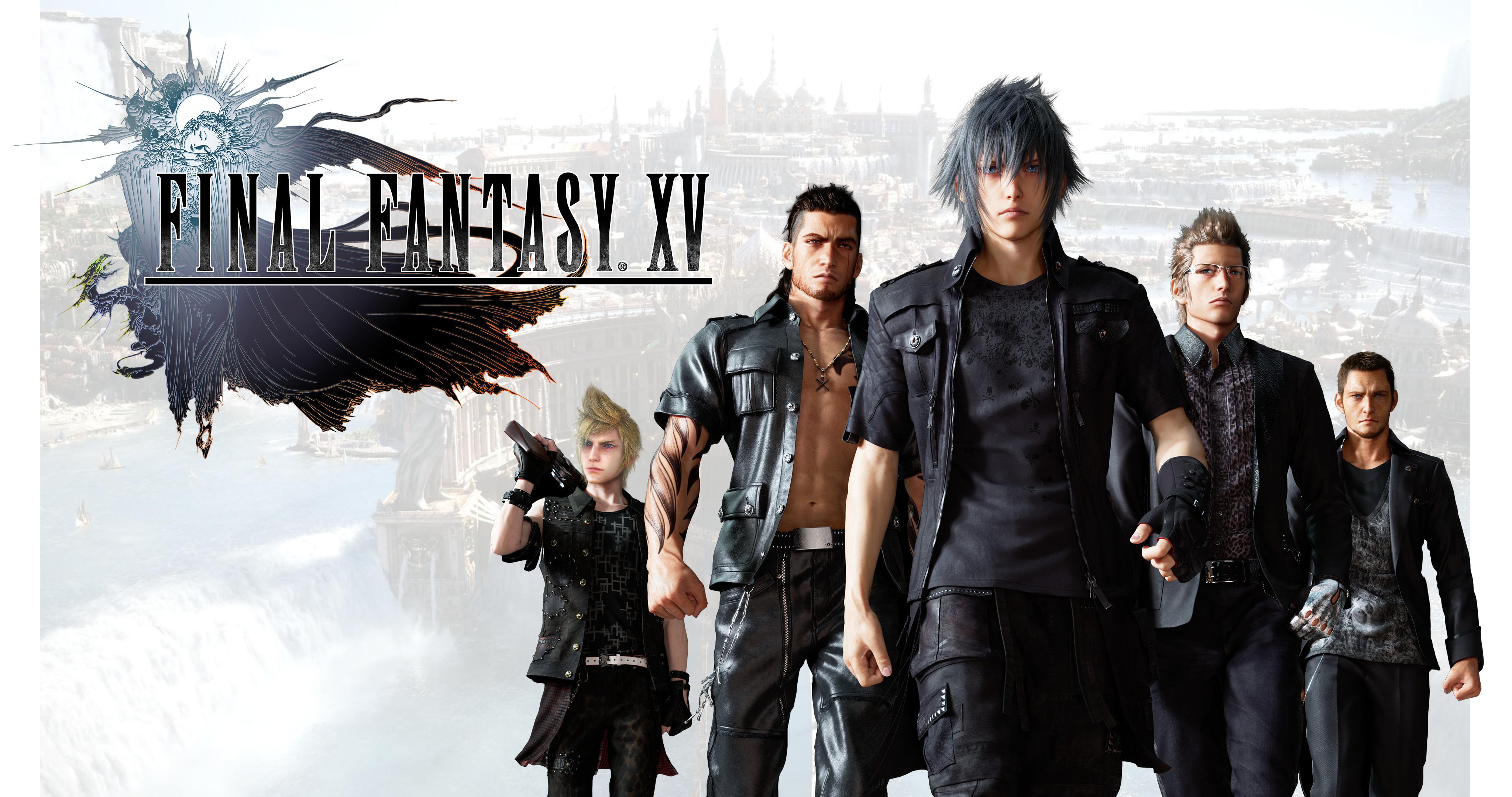 Denuvo Final Fantasy XV Velocidad