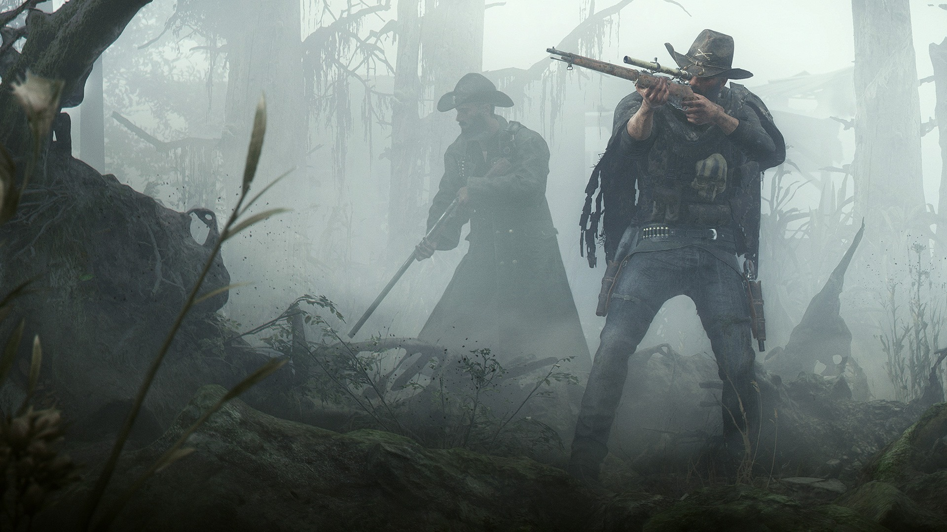 Hunt. Hunt: Showdown rendimiento