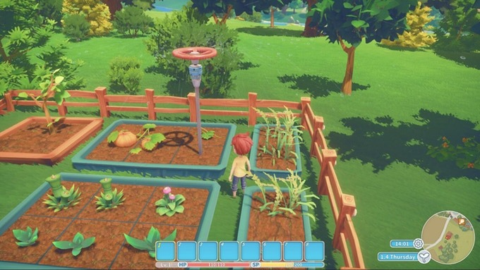 My time at Portia gameplay