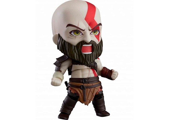 Kratos Nendroid God of War
