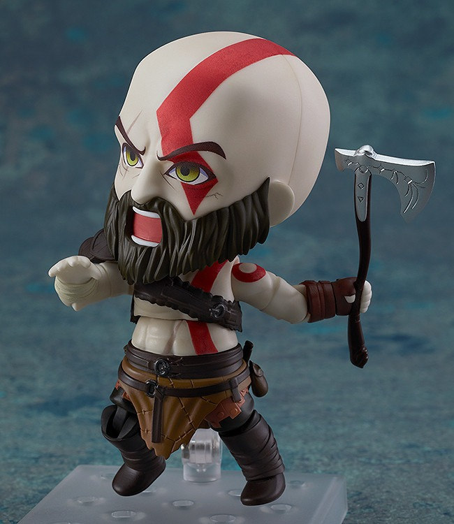 God of War, Kratos, Nendroid