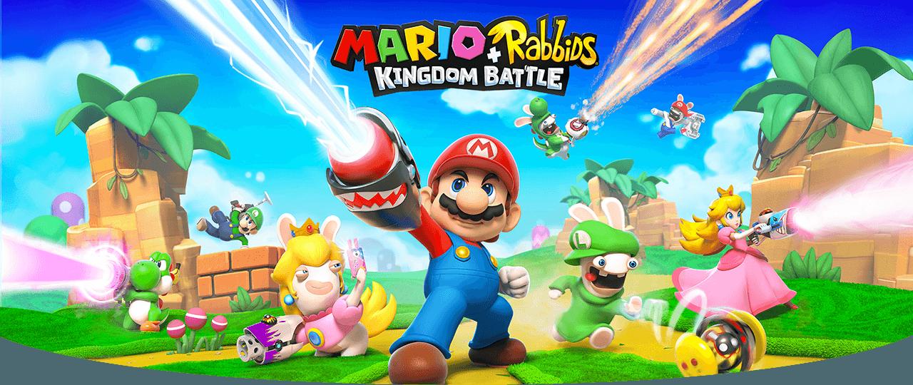 Mario Rabbids DLC