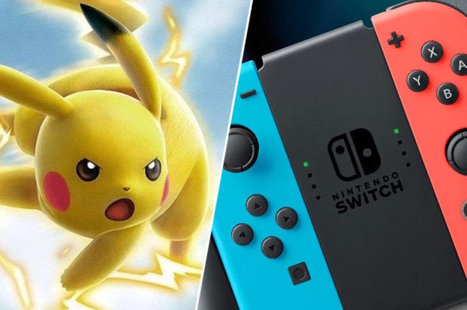 Nintendo, E3, Nintendo Switch, Pokemon, PUBG