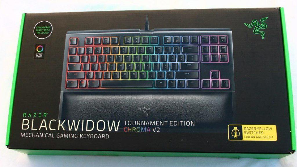 Razer Blackwidow Tournament Edition Chrome V2