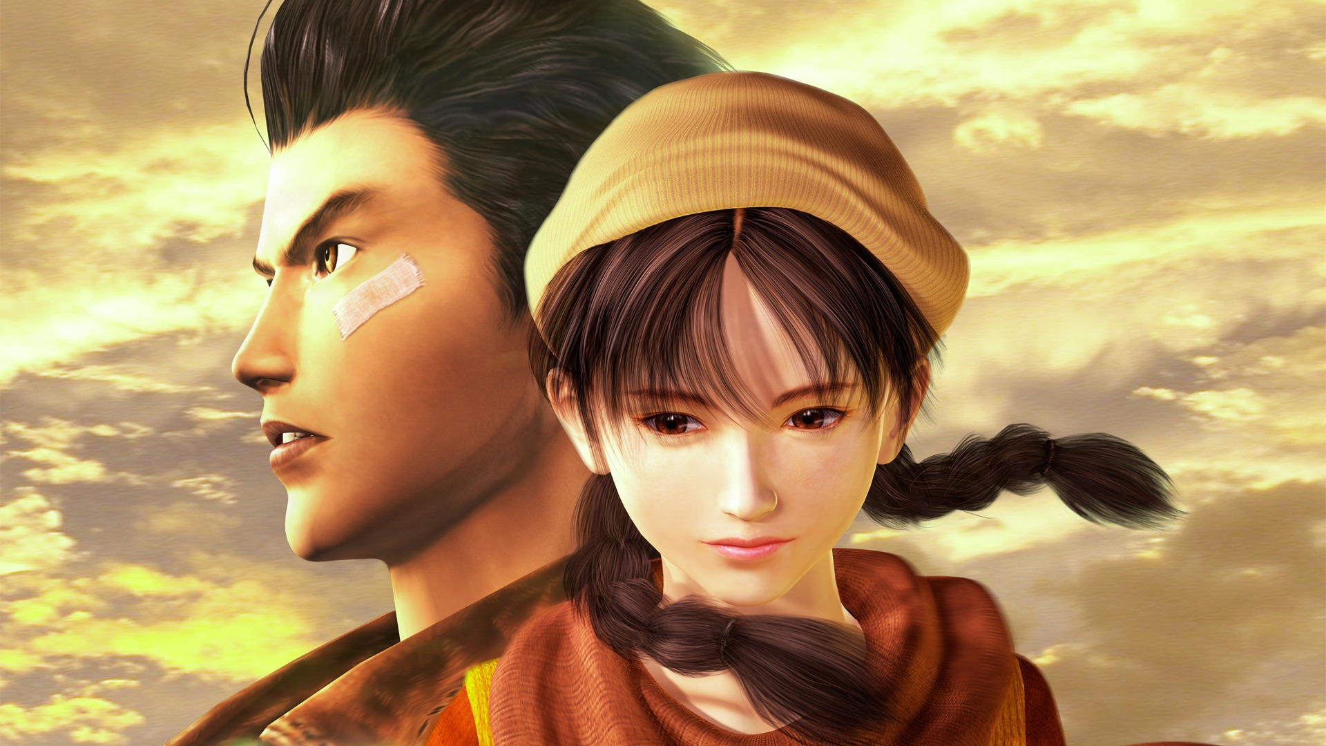 Shenmue, Xbox One, PC, PS4, sega